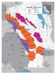california map napa napa valley wine map wine folly