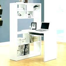 monarch hollow core corner desk white