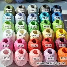 colored raffia raffia yarn for crochet buy raffia yarn for crochet yarn for