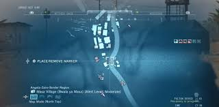 mgs5 africa map mgsv phantom invoices locations fast travel points guide