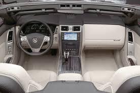 cadillac xlr interior cadillac xlr v review the about cars