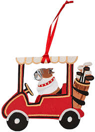 bulldog ornaments lover gifts for the