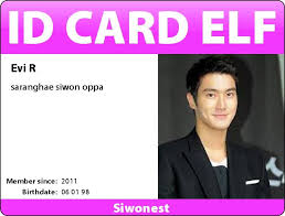 membuat id card suju pembuatan id card untuk elf sone dan kpop lainya beranda facebook