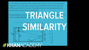 Academy Pool Table by Triangle Similarity In Pool Similarity Geometry Khan Academy