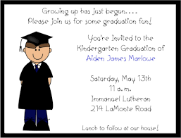kindergarten graduation invitations boy preschoolkindergarten graduation invitations pre k ideas