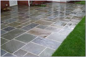 Diy Stone Patio Ideas Raised Patio Ideas Stunning Cost To Install Concrete Patio