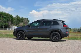 jeep trailhawk blue 2015 jeep cherokee altitude 4x4 worthy of the name review