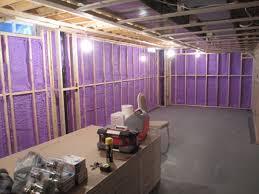 Spray Foam Insulation For Basement Walls by Aggroup Inc Sortino Basement Polyurethane Spray Foam