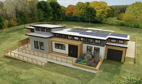 Solar Decathlon The Search For The Best CarbonNeutral House - Solar powered home designs