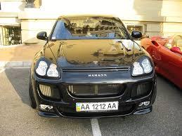 porsche cayenne hamann hamann porsche cayenne turbo 2006 auta5p id 6286 en