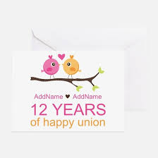 12th anniversary gift ideas inspirational what is the 12th wedding anniversary gift wedding gifts