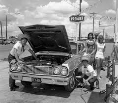 auto junkyard texas new premier gas station at fort worth texas 1964 gas stations