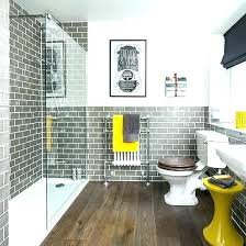 yellow and gray bathroom ideas inspirational gray and yellow bathroom or best yellow tile
