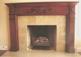 fireplace cool dark wood fireplace mantel amazing home design