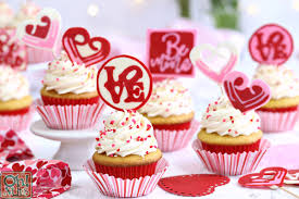 cupcake toppers chocolate s day cupcake toppers oh nuts