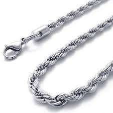 chain necklace design images 4 mm italian design rope chain necklace choice 18 quot or 20 quot 18 jpg