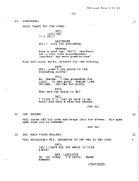 View Resumes Online by Groundhog Day Screenplay By Danny Rubin For Educational Purposes