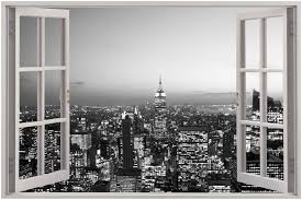 http stardesigns star county swapmeet details about huge window view new york city wall sticker film mural art decal wallpaper