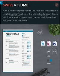 curriculum vitae templates indesign 20 resume cv templates in indesign word psd download designsmag org