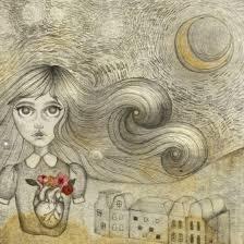 illustration poetry by lakhsmita indira home