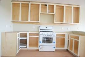 diy kitchen cabinets install how to build your own kitchen cabinets momplex white