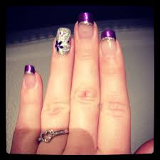 30 best fancy purple nail designs images on pinterest make up
