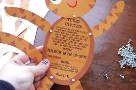 cat themed party invitations u2013 my paper crane