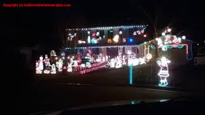 best christmas lights and holiday displays in san jose santa