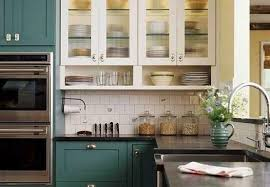furniture for kitchen cabinets painted kitchen cabinets 14 reasons to transform yours bob vila