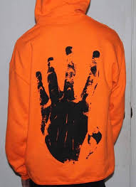 revenge orange kill hoodie size m sweatshirts u0026 hoodies for sale