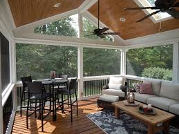 Screened In Patios Raleigh Screen Porch Builder Pro Built Construction 3 Season