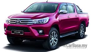 mitsubishi terbaru 2017 toyota hilux 2017 double cab 2 4g at 4x4 in malaysia reviews