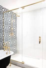 Black And White Bathrooms Ideas Best 25 Gold Bathroom Ideas On Pinterest Herringbone Grey And