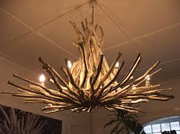 Twig Light Fixtures Twig Chandelier Hudson Home Coexist Decors Rustic Twig