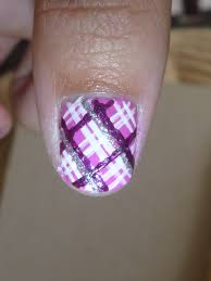 colorful plaid nail art tutorial youtube plaid nail art tutorial
