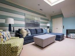 Gray Blue Living Room Home Office Decorating And Design Ideas With Pictures Hgtv