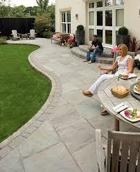 Garden Slabs Ideas Garden Paving Ideas Wowruler