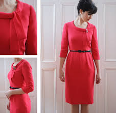mad men dress sew it joan dress downloadable pattern