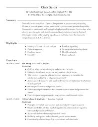 culinary resume templates culinary resume templates shalomhouse us