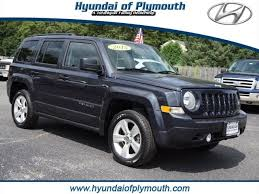2015 jeep patriot for sale used 2015 jeep patriot for sale plymouth ma p1916d