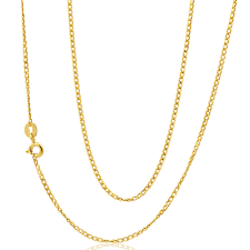 gold curb necklace images 24 inch 18ct gold curb chain necklace 10 grams 0400 newburysonline jpg