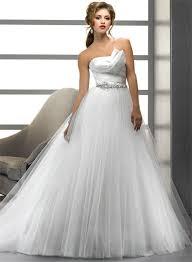 a line princess wedding dress a line princess asymmetrical beading crystals tulle wedding dress
