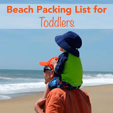 Toddler Beach Chair With Umbrella Beach Packing List For Toddlers Pick Any Two