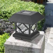 Solar Powered Gate Lights - aliexpress com buy ip65 water resistant outdoor solar powered