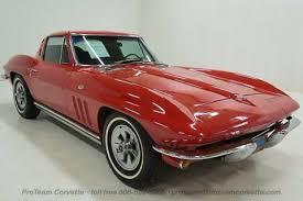 1965 corvettes for sale 1965 chevrolet corvette for sale in kalispell mt carsforsale com