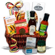 grilling gift basket psgive org detroit institute for children summer gift
