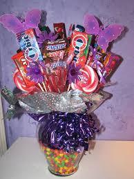 candy arrangements 121 best candy bouquets images on candy bar bouquet