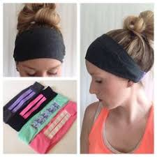 workout headbands workout headband 4 easy steps craft craft and sewing projects