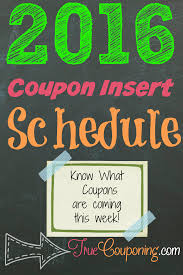 2 5 17 coupon insert preview 2 inserts 1 smartsource u0026 1