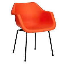 Orange Armchair Buy Robin Day Polypropylene Armchair John Lewis
